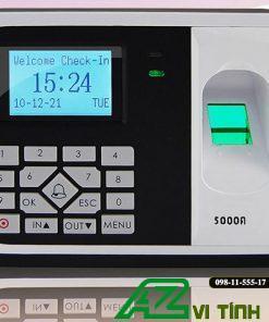 Máy Chấm Công Kiểm Soát Cửa RONALD JACK 5000AID